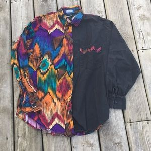 Ropers Western Shirt 100% Cotton 38
